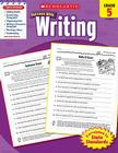 Scholastic Success With Writing: Grade 5 Workbook Cover Image
