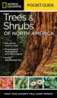 National Geographic Pocket Guide to Trees and Shrubs of North America Cover Image