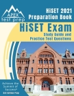 HiSET 2021 Preparation Book: HiSET Exam Study Guide and Practice Test Questions [3rd Edition Prep] Cover Image