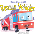 Rescue Vehicles (Busy Machines) Cover Image