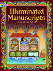 Illuminated Manuscripts Coloring Book (Dover Art Coloring Book) Cover Image