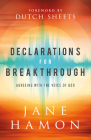 Declarations for Breakthrough: Agreeing with the Voice of God Cover Image