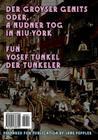 Der Groyser Genits (the Big Yawn) - Yiddish: Oder, a Nudner Tog in Niu-York (a Humoristishe Dertseylung) Cover Image