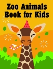 Zoo Animals Book for Kids: christmas coloring book adult for relaxation Cover Image
