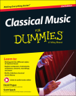 Classical Music for Dummies Cover Image