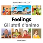 My First Bilingual Book–Feelings (English–Italian) Cover Image