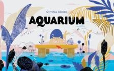 Aquarium: (Aquarium Books for Kids, Picture Book about Marine Animals, Nature Books) Cover Image