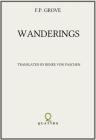 Wanderings/Wanderungen Cover Image