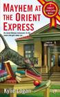 Mayhem at the Orient Express (League of Literary Ladies #1) Cover Image