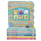 Growing Up Stories Cover Image