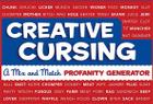 Creative Cursing: A Mix 'n' Match Profanity Generator Cover Image