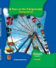 A Year at the Fairgrounds: Finding Volume (iMath Readers: Level C) Cover Image