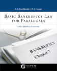 Basic Bankruptcy Law for Paralegals: Abridged (Aspen Paralegal) Cover Image