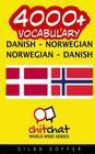 4000+ Danish - Norwegian Norwegian - Danish Vocabulary Cover Image