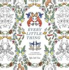 Every Little Thing: A Flat Vernacular Coloring Book Cover Image