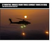37 Months: Images From Three Combat Tours In Iraq Cover Image