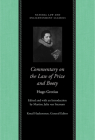 Commentary on the Law of Prize and Booty (Natural Law and Enlightenment Classics) Cover Image