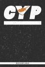 Cyp: Zypern Wochenplaner mit 106 Seiten in weiß. Organizer auch als Terminkalender, Kalender oder Planer mit der zypern Fla Cover Image