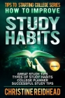 How to Improve Study Habits Cover Image