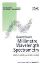Quantitative Millimetre Wavelength Spectrometry Cover Image
