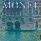 Monet 2021 Wall Calendar Cover Image