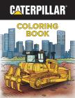 Caterpillar Coloring Book Cover Image