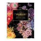 Wendy Gold Map of the World DIY Greeting Card Folio Cover Image