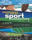 Governance and Policy in Sport Organizations Cover Image