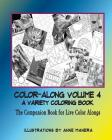 COLOR-ALONG A Variety Coloring Book Volume 4 Cover Image