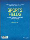 Sports Fields: Design, Construction, and Maintenance Cover Image