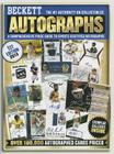 Beckett Autographs Price Guide Cover Image