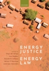 Energy Justice and Energy Law Cover Image