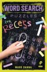 Word Search Puzzles for Recess Cover Image
