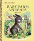Baby Farm Animals (Little Golden Book) Cover Image