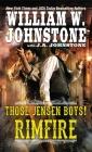 Rimfire (Those Jensen Boys! #2) Cover Image