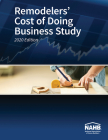 Remodelers' Cost of Doing Business Study, 2020 Edition Cover Image