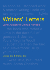 Writers' Letters: Jane Austen to Chinua Achebe Cover Image