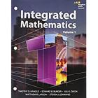Hmh Integrated Math 1: Interactive Student Edition Volume 1 (Consumable) 2015 Cover Image