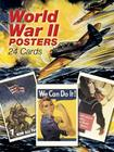 World War II Posters: 24 Cards (Card Books) Cover Image