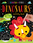 Dinosaurs Activity Book Cover Image