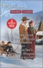 A Convenient Christmas Bride and the Rancher's Christmas Proposal Cover Image