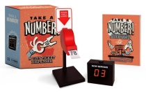 Take a Number!: A Tiny Ticket Dispenser (RP Minis) Cover Image