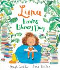 Luna Loves Library Day Cover Image