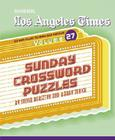 Los Angeles Times Sunday Crossword Puzzles, Volume 27 Cover Image