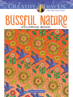 Creative Haven Blissful Nature Coloring Book (Creative Haven Coloring Books) Cover Image