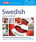 Berlitz Swedish Phrase Book & CD [With Book] Cover Image