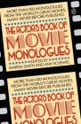 The Actor's Book of Movie Monologues: More Than 100 Monologues from the World's Great Movies Cover Image