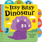 The Itsy Bitsy Dinosaur Cover Image