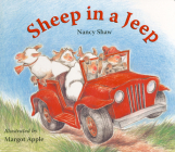 Sheep in a Jeep Lap-Sized Board Book Cover Image