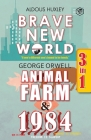 Brave New World, Animal Farm & 1984 (3in1) Cover Image